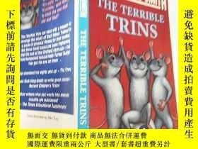 二手書博民逛書店The罕見terrible trins 可怕的三 弦琴Y200392