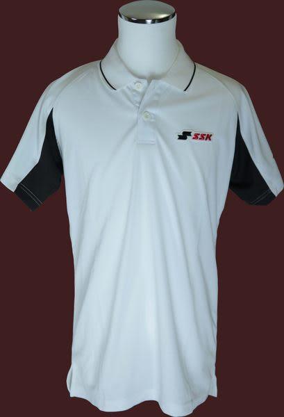 日本棒壘品牌SSK 運動POLO衫 原價700,驚爆338。HI-Cool涼感快速排汗。BW310-1090