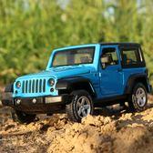 虧本促銷-玩具車越野車聲光回力合金汽車模型仿真小汽車兒童玩具