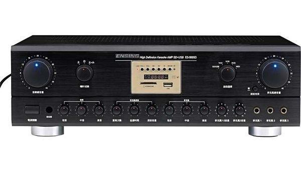 【名展音響】 專業舞台適用 燕聲ensing ES-300 350W+350W 純後級功率後級擴大機
