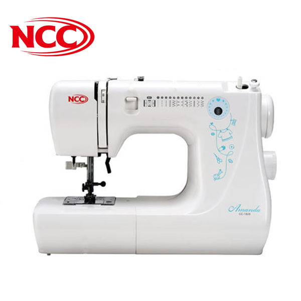 縫紉機 NCC 縫紉小達人Amanda 縫紉機 CC-1828