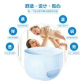 嬰兒拉拉褲XLM96片男女寶寶小內褲紙尿不濕透氣學步成長褲