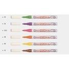 《享亮商城》M-20PF-BN 棕色 細字型油漆筆 百樂
