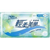 康乃馨輕柔美學-貼身棉夜用型衛生棉28cmX12片X3包【愛買】