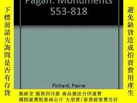 二手書博民逛書店Inventory罕見of Monuments at Pagan