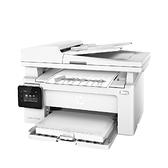 【限時促銷】HP LaserJet Pro M130fw 無線黑白雷射傳真複合機