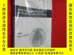 二手書博民逛書店New罕見Root Formation in Plants an