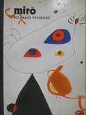 【書寶二手書T7/藝術_MOA】Miro (World of Art)_PENROSE, ROLAND