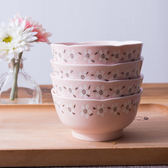 [618好康又一發]日式碗家用大面碟套裝餐具瓷碗飯碗
