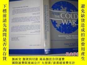 二手書博民逛書店AFTER罕見THE COLD WAR 精裝Y9112 EDIT