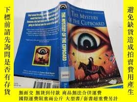 二手書博民逛書店The罕見mystery of the cupboard:櫥櫃之謎Y212829