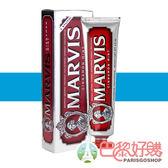 現貨 義大利 Marvis 牙膏 - 肉桂薄荷 85ML【巴黎好購】MAR0108505