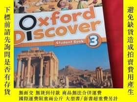 二手書博民逛書店Oxford罕見Discover 3 Student BookY179070 Oxford Universit