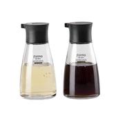 調味罐 日系調味瓶醬油瓶170ML小醋瓶帶蓋廚房調料瓶桌面調味瓶罐