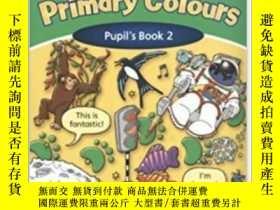 二手書博民逛書店罕見1 Primary Colours 2 Pupil s Bo
