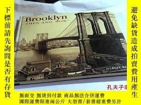 二手書博民逛書店Brooklyn罕見then and now(布魯克林區的過去和