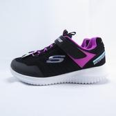 Skechers ULTRA FLEX-RAINY RUNNEER 防水中童鞋 81533LBKHP 黑【iSport】