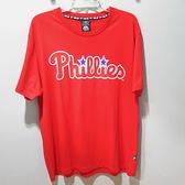 MLB 創信 費城人 怪力男 哈波 HARPER 3號T恤 6930903150 男款 紅色【iSport愛運動】