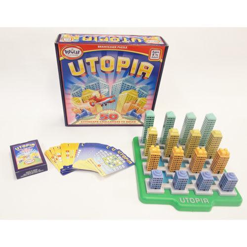 諾貝兒 POPULAR 烏托邦  數學奧林匹克競賽教具 邏輯棋益智玩具