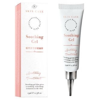 【日喬恩】SKIN CARE 植萃 淨荳 舒緩 凝膠 15ML 買就送三麗鷗護唇膏