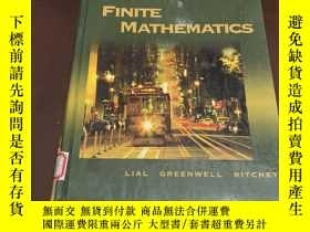 二手書博民逛書店Finite罕見Mathematics (eighth edit
