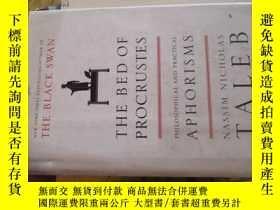 二手書博民逛書店c0007精裝the罕見bed of procrustes196