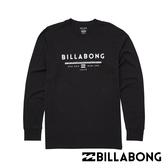 BILLABONG UNITY 男長袖T恤 黑 M405QBUNBLA【GO WILD】