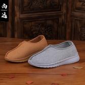 尚遠僧鞋復古居士鞋中國風禪鞋和尚鞋僧侶i鞋羅漢鞋