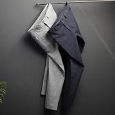 窄管褲 絕了!CARROT FIT窄腿!夏季男士格紋時尚商務休閒褲西褲T3037 嬡孕哺