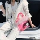 上新小包包新款潮質感洋氣斜背包包韓版女包夏百搭錬條單肩包【全館免運】
