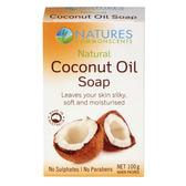 NATURES椰子油皂100g【愛買】
