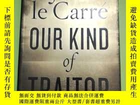 二手書博民逛書店Our罕見Kind of Traitor英文原版Y146830 John Le Carré VIKING 出