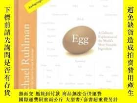 二手書博民逛書店Egg:罕見A Culinary Exploration of