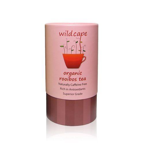 南非國寶茶Wild Cape 野角南非博士紅茶-40包/罐[衛立兒生活館]
