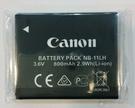 全新【密封包裝】CANON NB-11LH 原廠鋰電池 NB-11L H