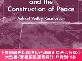二手書博民逛書店The罕見West, Civil Society And The Construction Of PeaceY