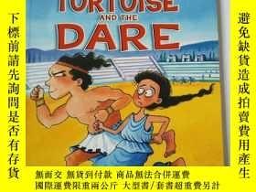 二手書博民逛書店TERRY罕見DEARY S GREEK TALES THE TORTOISE AND THE DAREY38