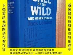 二手書博民逛書店The罕見Call Of The Wild And Other Stories (word Cloud Class