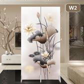屏風客廳隔斷牆中式臥室裝飾摺疊行動雙面布藝小摺屏現代簡約時尚igo 衣櫥の秘密