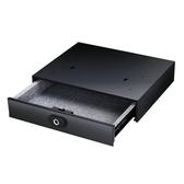 保險櫃 指紋抽屜式密碼保險箱家用小型衣柜隱藏式辦公桌子智能迷你保險柜 OB6471