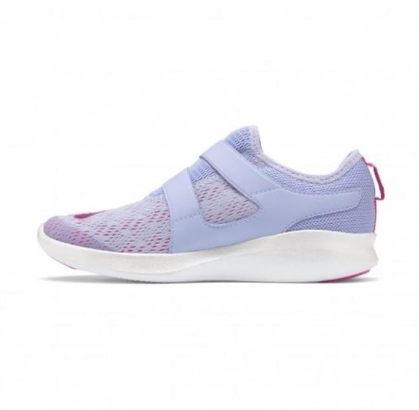 New Balance KIDS 幼童4-7歲 粉紫慢跑鞋-NO.PKBKOCA