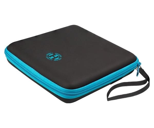 【Harrows】BLAZE PRO 12 Aqua 鏢盒/鏢袋 DARTS