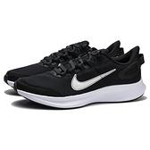 NIKE RUNALLDAY 2 黑 白 慢跑鞋 運動 男(布魯克林) CD0223-003