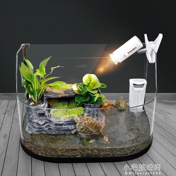 烏龜烤背燈uvb曬被生活用品寵物保溫太陽燈usb保暖曬背燈三合一 小宅妮