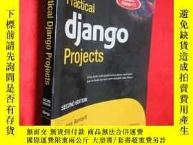 二手書博民逛書店Practical罕見Django Projects (16開)