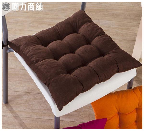 現貨 附發票【樹力商舖】 全新款 加厚坐墊 椅墊 靠墊 糖果色坐墊 坐墊 軟墊 【B002】
