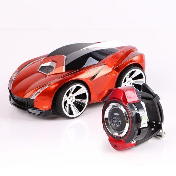 智慧手錶聲控遙控車充電動迷你賽車語音控制特技漂移玩具車男孩 igo初語生活館