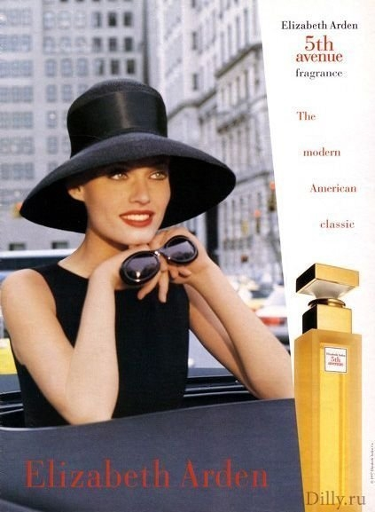 Elizabeth Arden 5th Avenue 雅頓第五大道女性淡香精 30ml