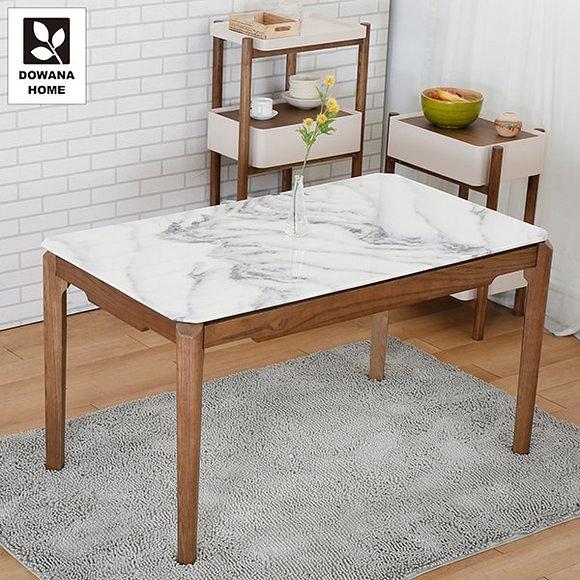 【多瓦娜】銀河石面餐桌-YT-1400-07
