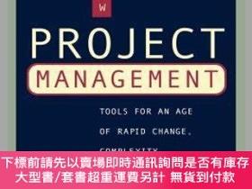 二手書博民逛書店預訂The罕見New Project Management: Tools For An Age Of Rapid